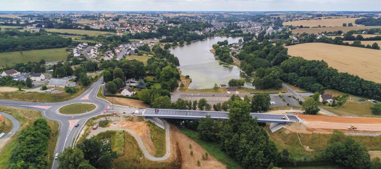 Département de la Sarthe - Infrastructures routières