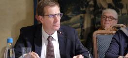Samuel Chevallier, président de la Commission Insertion et Logement