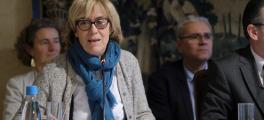 Véronique Rivron, présidente de la Commission Attractivité, Culture, Sport, Tourisme et Enseignement supérieur