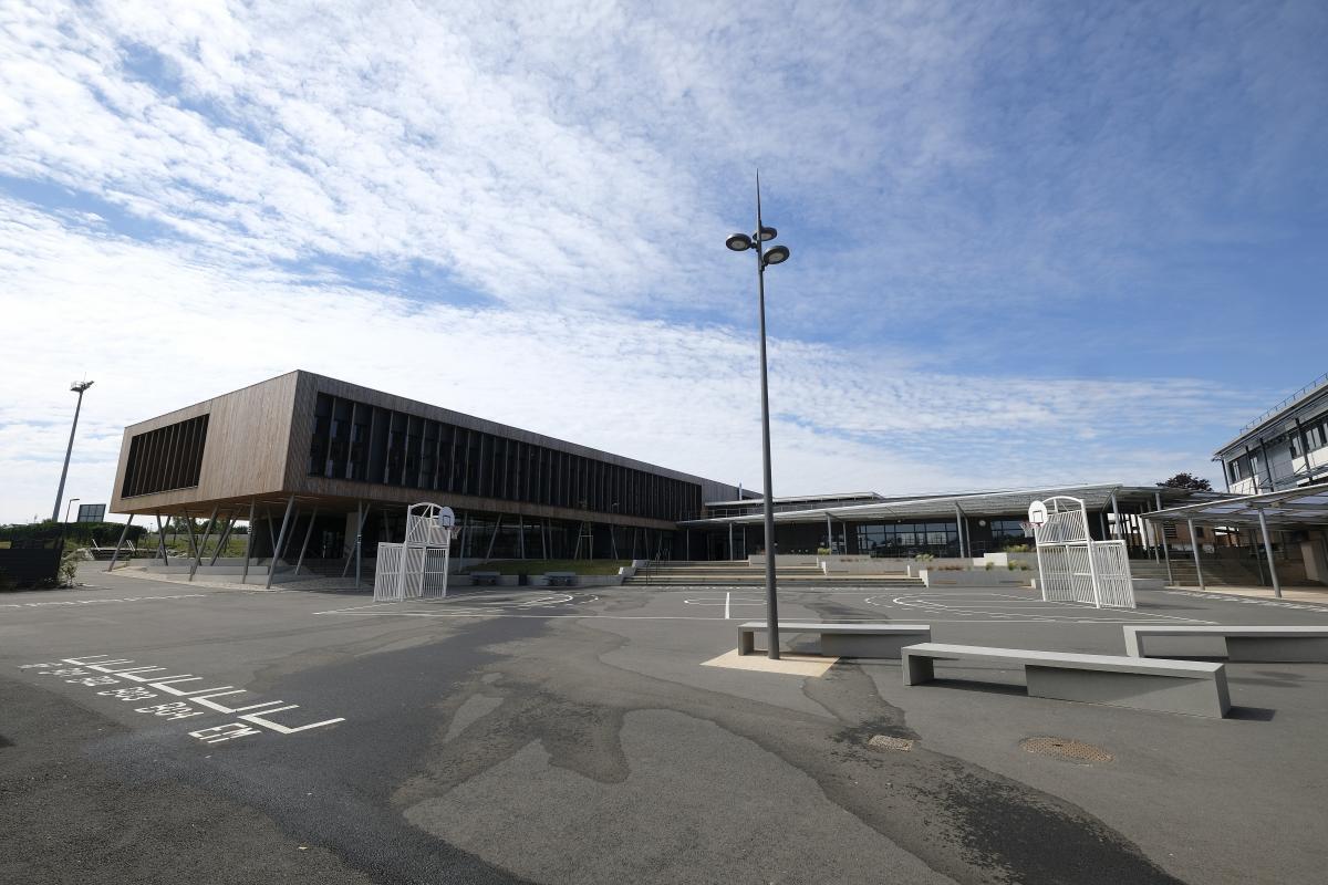 Collège Simone Veil - Sablé-sur-Sarthe