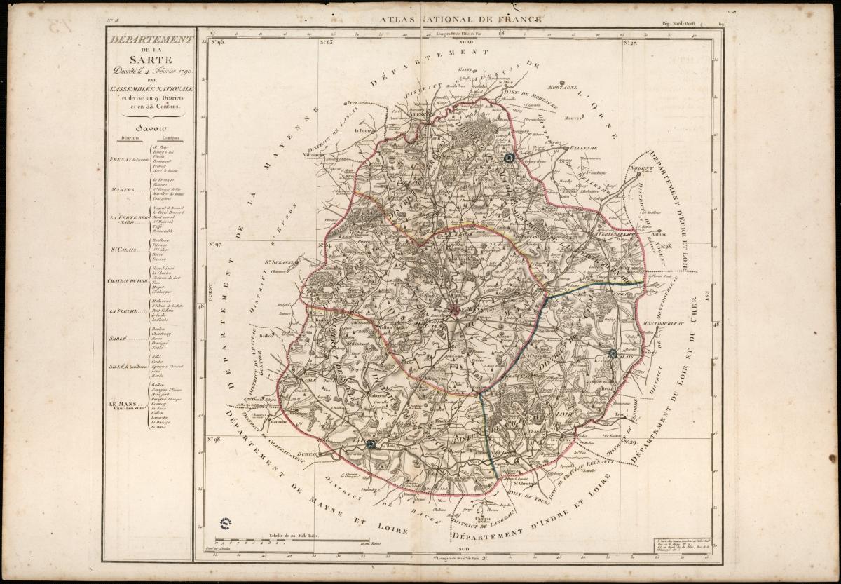 crédit photo : Archives Départementales de la Sarthe